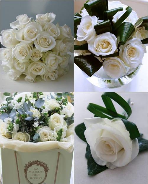La Maison des Roses - Contemporary Wedding