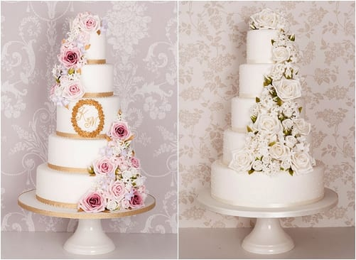 Anna Tyler Wedding Cakes