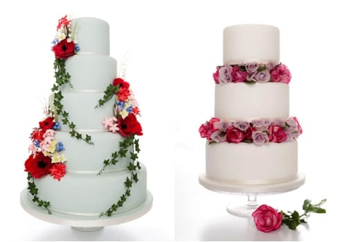 Introducing wedding cake designer, Anna Tyler…