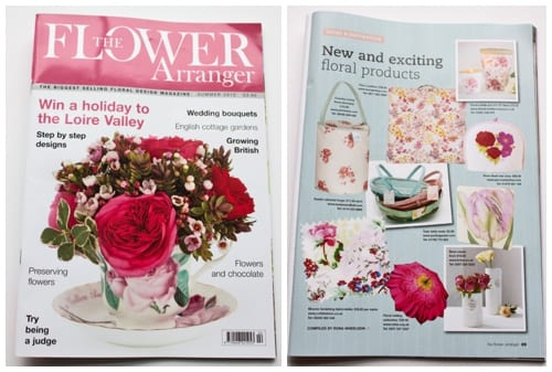 The Flower Arranger Magazine - Flowerona