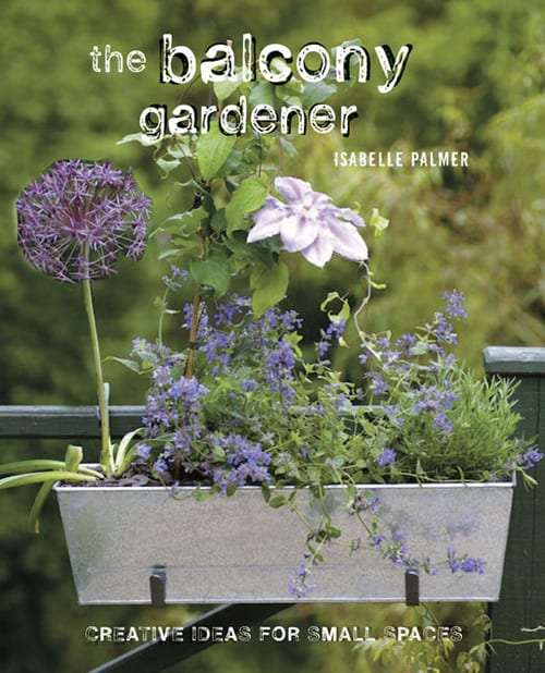 Book Review of The Balcony Gardener by Isabelle Palmer
