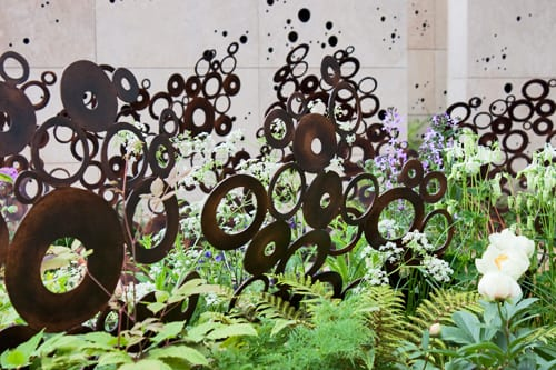RHS Chelsea Flower Show – Andy Sturgeon's Show Garden for M&G Investments