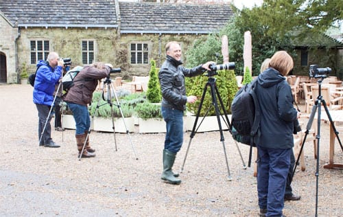 Garden photography course with Clive Nichols at Wakehurst Place