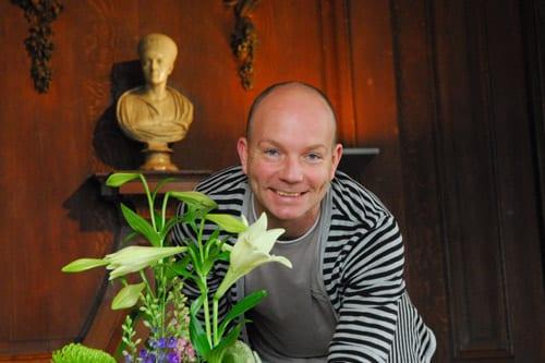 Jonathan Moseley at Chatsworth