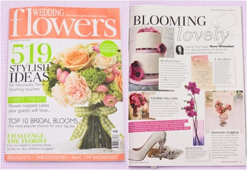 Wedding Flowers Magazine Flowerona