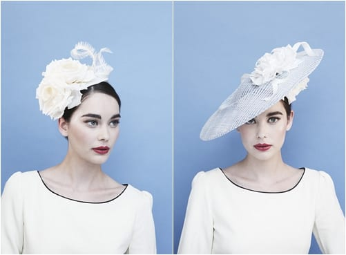 Floral-inspired hats & fascinators … both luxury & budget options