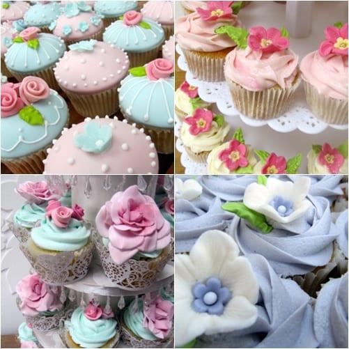 Rosalind Miller Cupcakes