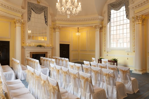 Wedding Brochure Photo Shoot at BMA House in London