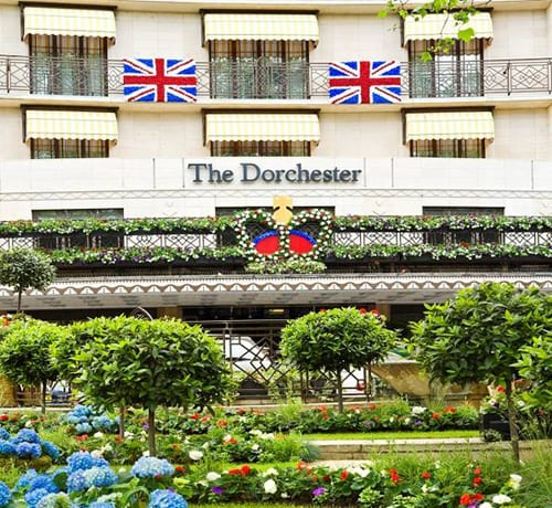 Interview with Wendy Black at The Dorchester