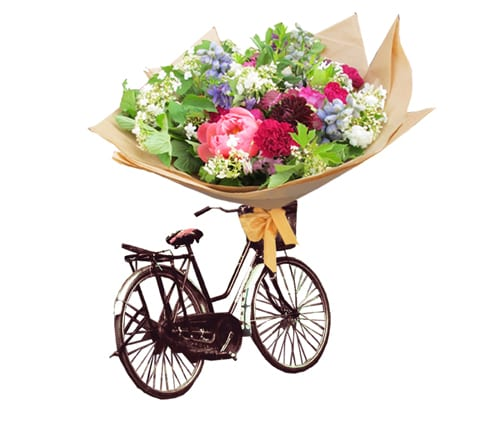 bike-and-bouquet-The-Flower-Appreciation-Society