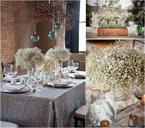 Style Me Pretty Gypsophila Baby S Breath
