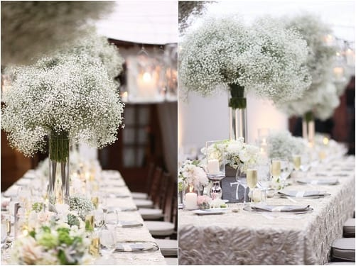 gypsophila aka baby 39 s breath is back in fashion especially for wedding flowers flowerona. Black Bedroom Furniture Sets. Home Design Ideas