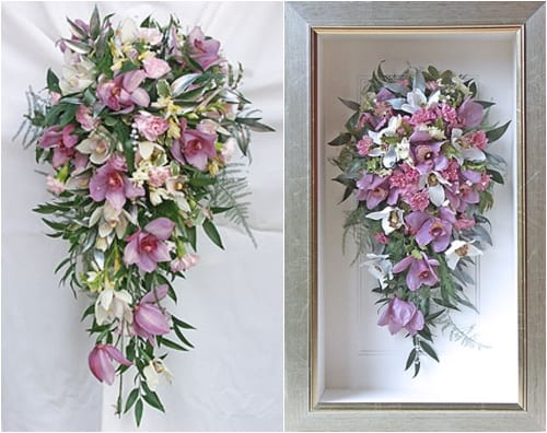 Drying Bridal Bouquet Silica Gel : Interview with kerstin lambert of the flower preservation