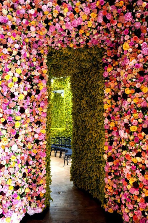 Dior Garden Couture 2012