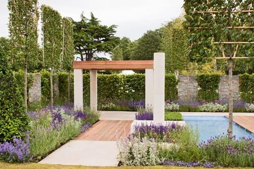 RHS-Hampton-Court-Palace-Flower-Show-2012-The-Italian-Job-Show-Garden-Flowerona