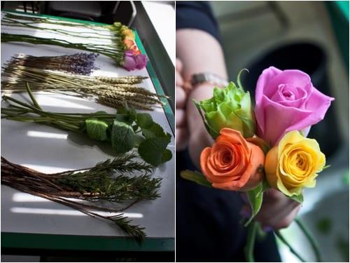Writtle College Jane Packer London Olympics 2012 Victory Bouquet Flowerona