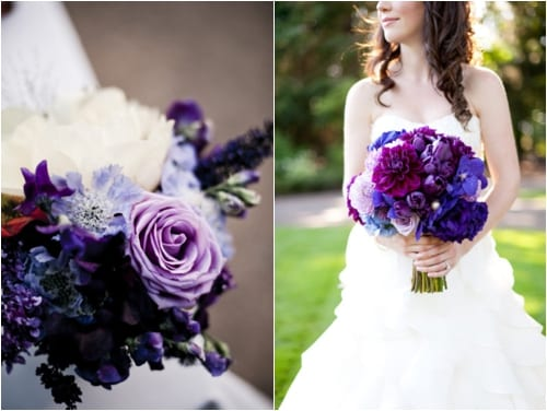 Style Me Pretty Wedding Flowers