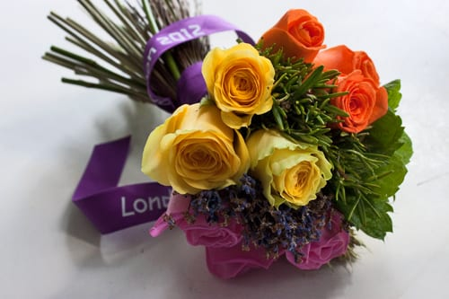 London Olympics 2012 : The Victory Bouquet – Key Facts
