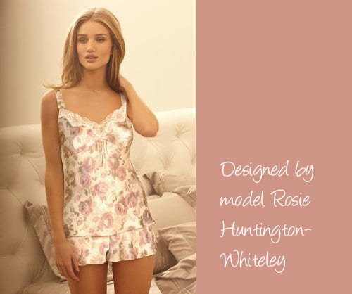 New floral-inspired 'Rosie for Autograph' lingerie collection from Marks & Spencer