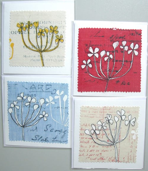 Sandra-Hardy-screen-printed-and-stitched-agapanthus-cards