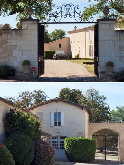 Chateau de Sours Bordeaux Flowerona