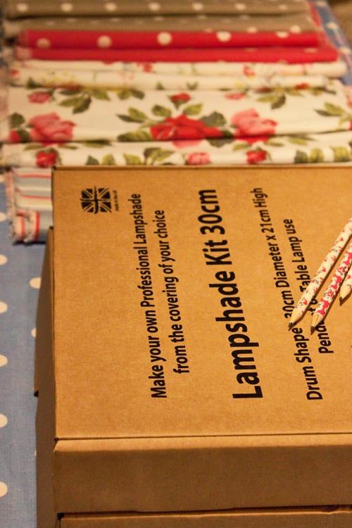 Cath-Kidston-Lampshade-Making-Event-Flowerona