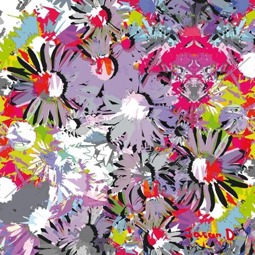 'Cutout Daisy' - Jason D Prints