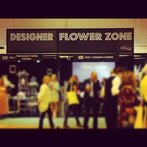 Designer-Flower-Zone-National-Wedding-Show-Flowerona
