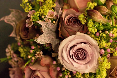 Flowerona-Vintage-Flowers-Covent Garden Academy of Flowers