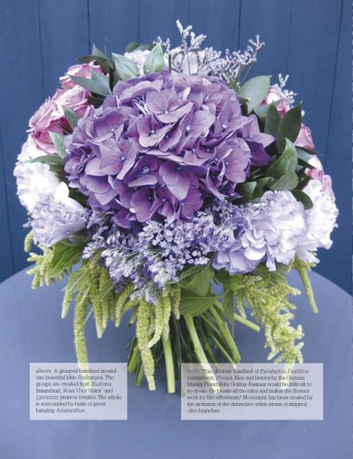 Book Review Of Flower Arranging By Judith Blacklock Flowerona