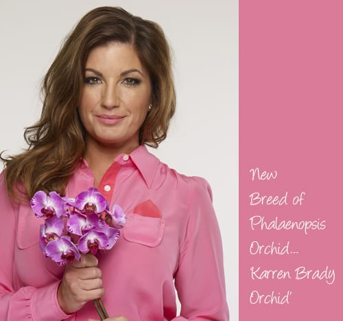International Day of the Orchid…& an orchid named after Karren Brady