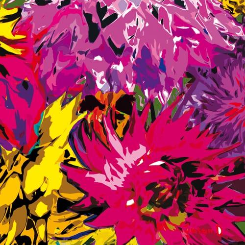 'Purple Fusion' - Jason D Prints
