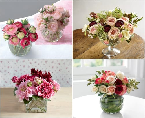 Silk flower arrangements whole flowers healthy silk faux or artificial flowers how do you feel about them mightylinksfo
