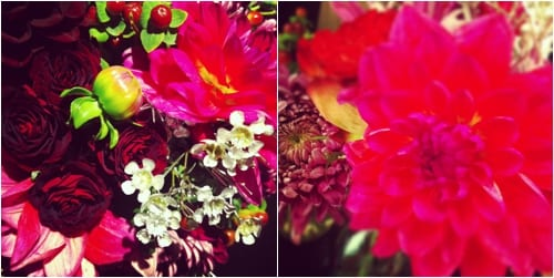 Wild at Heart Flowers at Laura Ashley Event - Flowerona