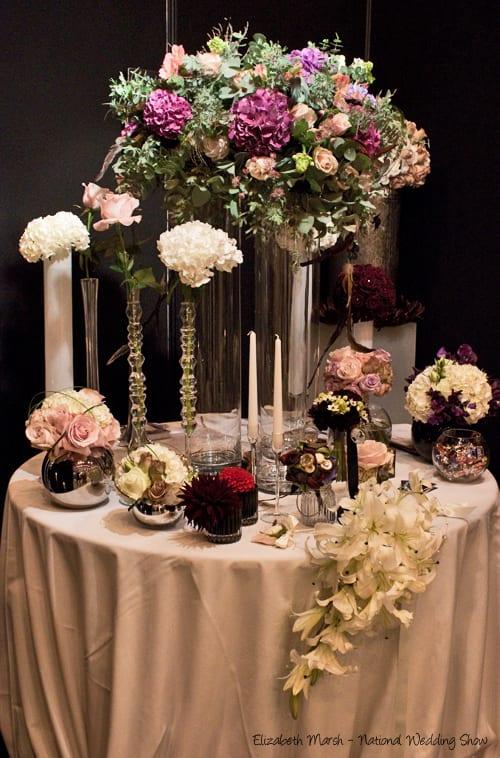 Elizabeth Marsh Floral Design at the National Wedding Show