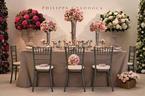 Philippa-Craddock-Designer-Wedding-Show-Oct-2012-Flowerona