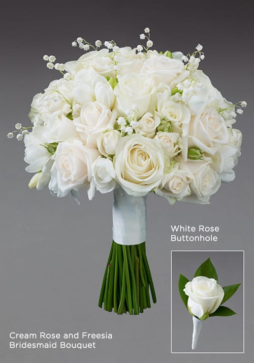 Interflora Launches Exclusive Vera Wang Wedding Flowers Collection In The UK Ireland