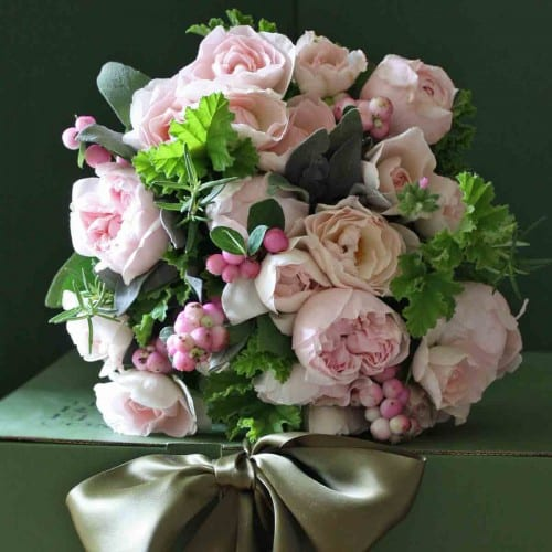 Beautiful English Autumn Collection from The Real Flower Company
