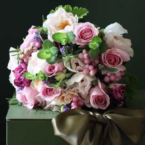 Beautiful English Autumn Collection From The Real Flower