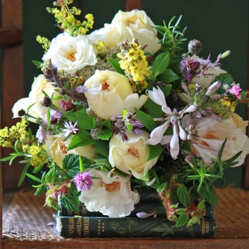 Wild Meadow Bouquet - The Real Flower Company