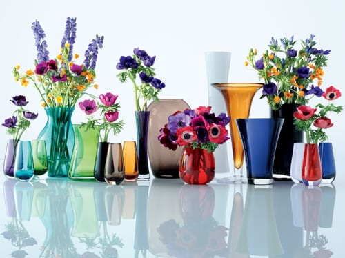 LSA Flower Colour Vases