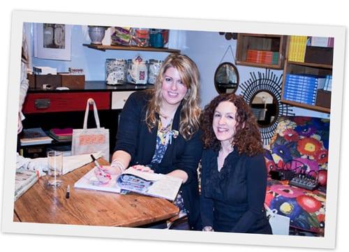 Holly-Becker-Decorate-Workshop-Book-Launch-Flowerona-Rona-Wheeldon