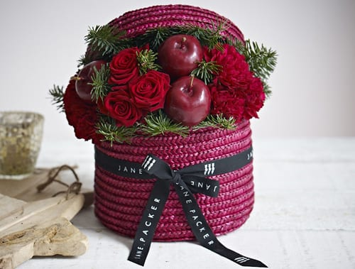 Jane-Packer-Delivered-Cranberry-Hatbox