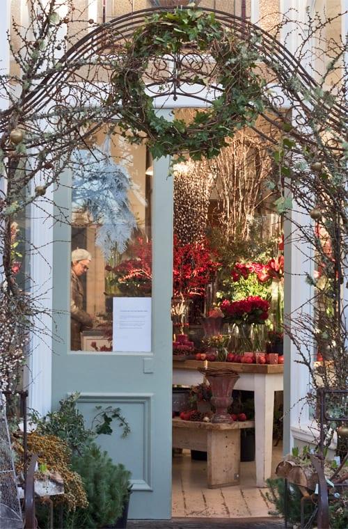 Visiting Zita Elzes Beautiful Florist Shop In Kew Part