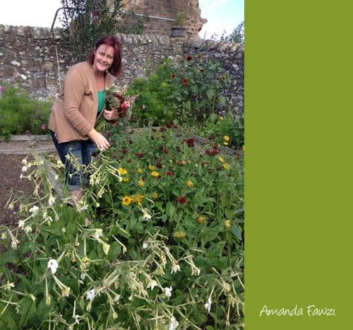 Amanda Fawzi of The Country Garden Company