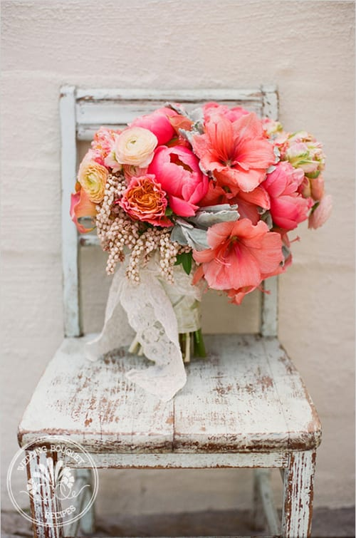 Wedding Flowers Inspiration : Wedding Chicks Blog