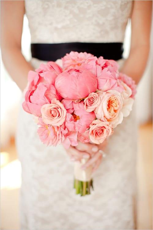pink_wedding_bouquet Wedding Chicks Erin J Saldana