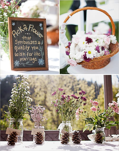 spring wedding ideas Wedding Chicks Brooke Trexler