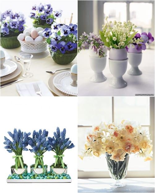 Martha Stewart Spring Flowers