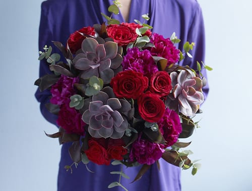 Valentine's Day Bouquets 2013 : Part 1 – Jane Packer
